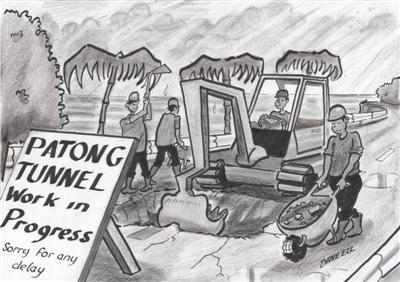 Opinion: Nature punishing man's folly in Phuket | The Thaiger