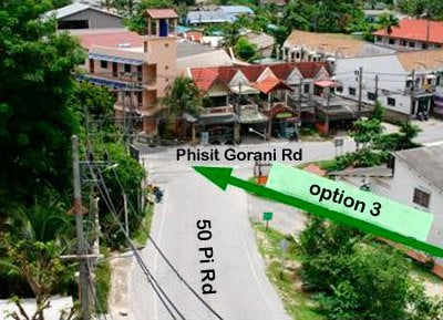 Hearing held for two Phuket road megaprojects | The Thaiger