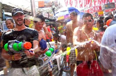 Songkran 2010: Northern turmoil boosts Phuket | The Thaiger
