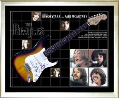 Beatles memorabilia up for auction at Beach Fun Fest | The Thaiger