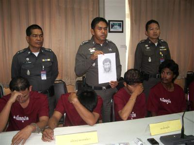 Phuket murder suspect turns self in, claims innocence | Thaiger