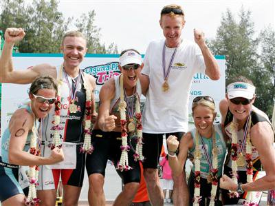Phuket to host Asia-Pacific Ironman Championship | The Thaiger