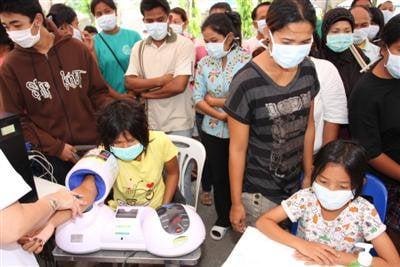 "Swine flu ""service centers"" open in Phuket | The Thaiger"