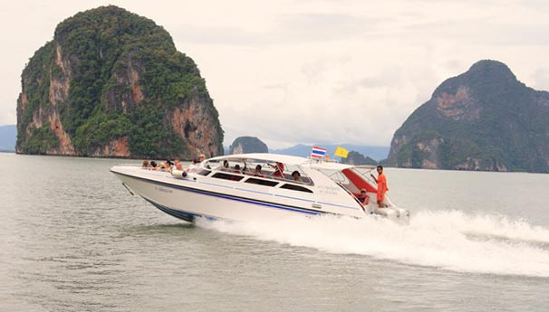 'Safety' mayhem on Phuket's waters   The Thaiger