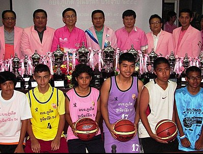 High hoops for youth basketball in Phuket | The Thaiger