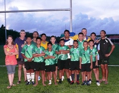 Lomas make international rugby final | The Thaiger