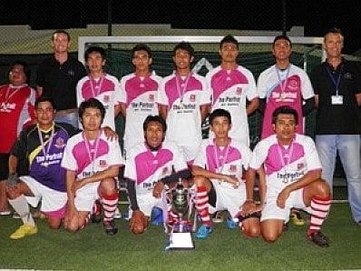 Portrait FC wrap up Phuket's AFL season seven | The Thaiger