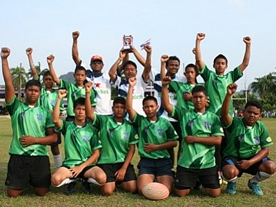 National rugby finals beckon for Lomas | The Thaiger