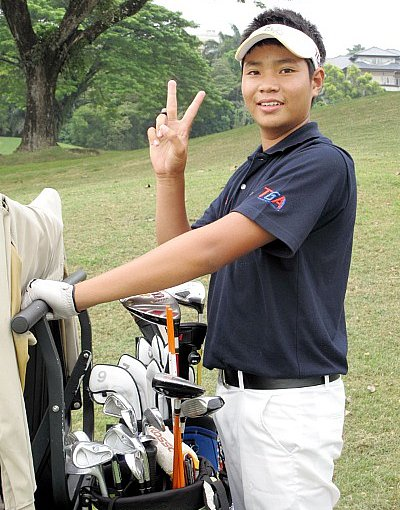 Phuket's Pariwat second at Junior World Golf Championships | The Thaiger