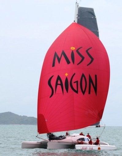 Voodoo and Miss Saigon win Phuket's 2011 Multihull championships   The Thaiger