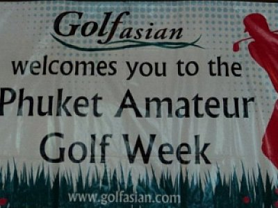 Phuket Amateur Golf Week tees off | The Thaiger
