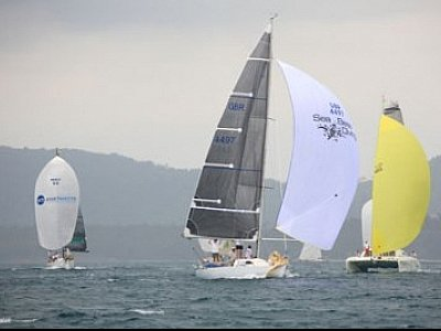 Storming last day ahead for Phuket Six Senses Raceweek | The Thaiger