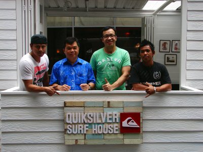 'Surf House' to promote Phuket surfing | The Thaiger