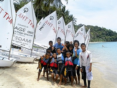 Phuket Youth Sailing Squadron heads for Hua Hin | The Thaiger