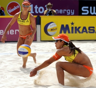 Beach Volleyball: Phuket Thailand Open ready to decide World Number One | The Thaiger