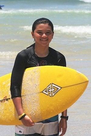 Surfer Profile: Anissa Flynn | The Thaiger