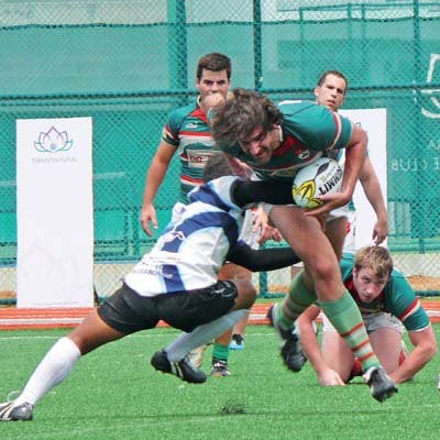 Phuket Rugby Challenge trophy a sizzling success | The Thaiger