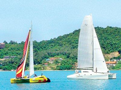 Phuket Irish Times race 5 | The Thaiger