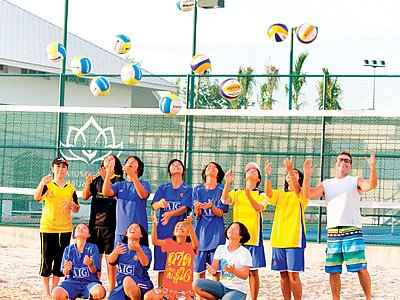 Phuket's schools ready for PTT Cup | The Thaiger