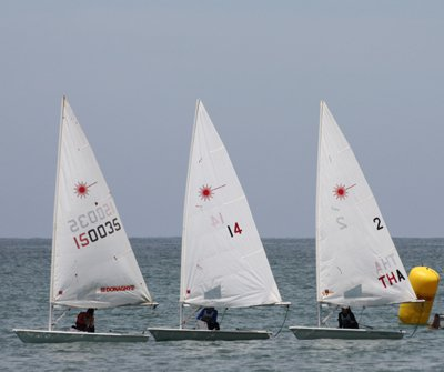 Second event completed in Phuket Dinghy Racing Series   The Thaiger