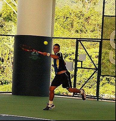 Thanyapura serves up ITF tennis for Phuket on Saturday   The Thaiger