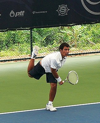 Phuket tennis hopes dashed at ITF tennis tournament | The Thaiger