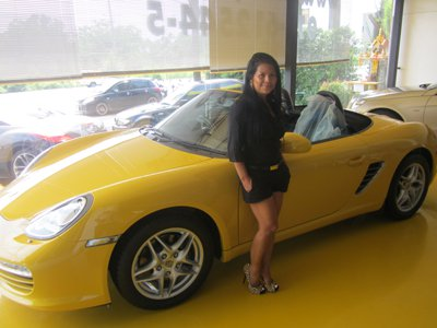 Luxury car imports into Phuket steady | The Thaiger