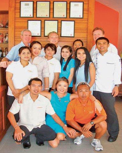 Dewa Phuket wins 7 awards   The Thaiger
