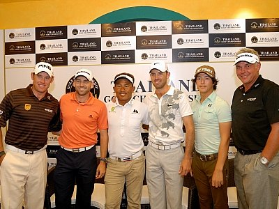Thailand golf championship – a symbol of strength for Asian tour | The Thaiger