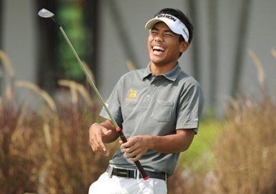 Phuket Sport – tour survival for Tabuena and Thanyakon at Thailand Golf Championship | The Thaiger