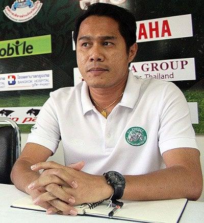 FC Phuket scramble to score funding | The Thaiger