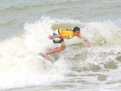 Phuket's Flynn second on Asia Pro surf tour | The Thaiger