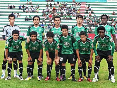 FC Phuket unable to fend off Elephant Cavalry charge | The Thaiger