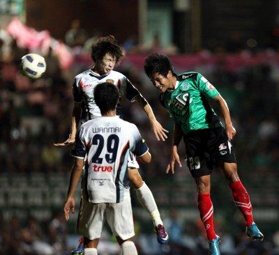 FC Phuket 1 – 1 Air Force Utd | The Thaiger