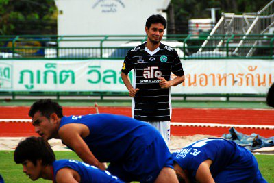"""FC Phuket names Suphat """"James' as player-coach for season closer   The Thaiger"""