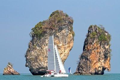 Phuket Sports: Phang Nga Bay regatta beckons | The Thaiger