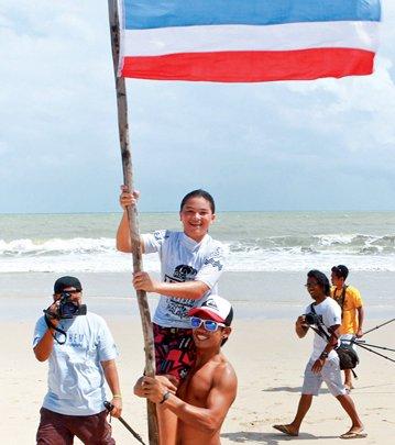 Phuket Sports: Flying start to Flynn's 2012 | The Thaiger
