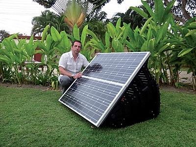 Phuket Business: Solar system pilots   The Thaiger