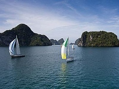 No change on a new day: Ruby Tuesday still leads the Bay Regatta | The Thaiger