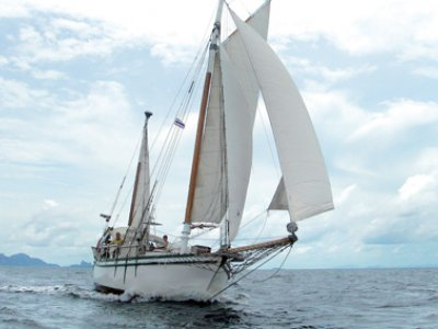 DaVinci charters steps forward for 2012 Bay Regatta | The Thaiger