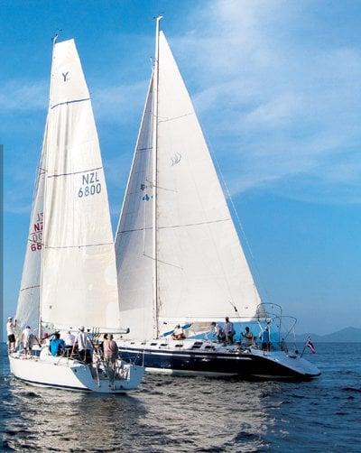 Phuket Sports: A gem of a fun regatta | The Thaiger