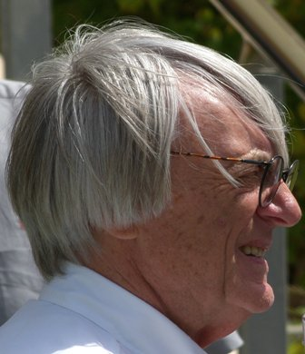 Bahrain F1 get Bernie's backing | The Thaiger