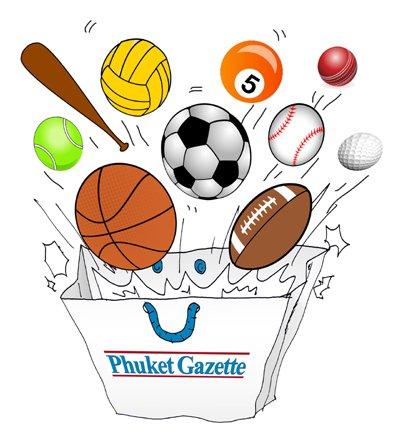 Phuket Gazette Sports Bag: This week in Sports | The Thaiger