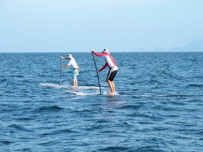 Paddling Lanta to Phi Phi | The Thaiger