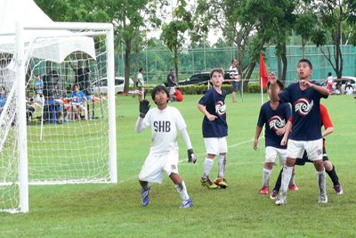 Phuket Sports : Keeper's ball; France leapfrog into first | The Thaiger