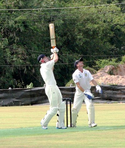 Phuket sports: MCC deliver Phuket a cricket masterclass | The Thaiger