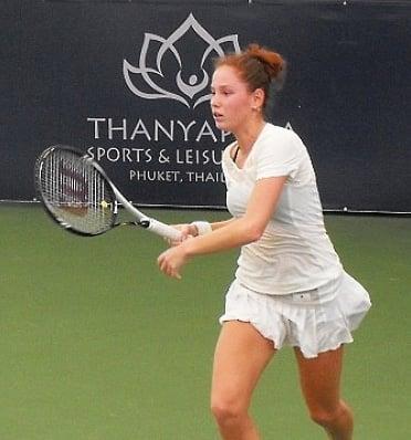 Sirotkina celebrates birthday with two Phuket ITF tennis titles | The Thaiger