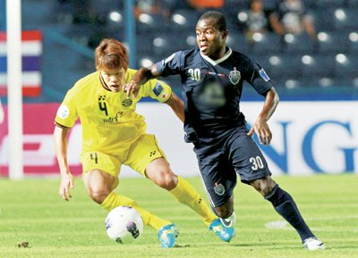 Phuket Sports: Buriram Utd cling on for AFC title | The Thaiger