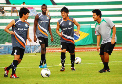 FC Phuket hoping for a big catch in Sri Racha | The Thaiger