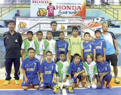 Phuket sports: Bang Jo boys bring it home | The Thaiger